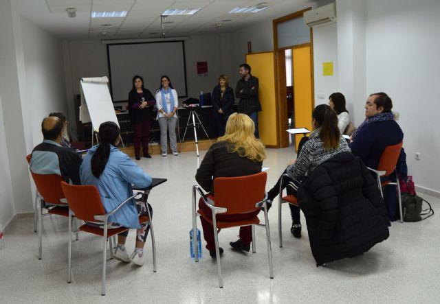 La conmemoración del 'Día por la eliminación de la violencia de género' comienza en Las Torres de Cotillas con un taller de relajación - 2, Foto 2