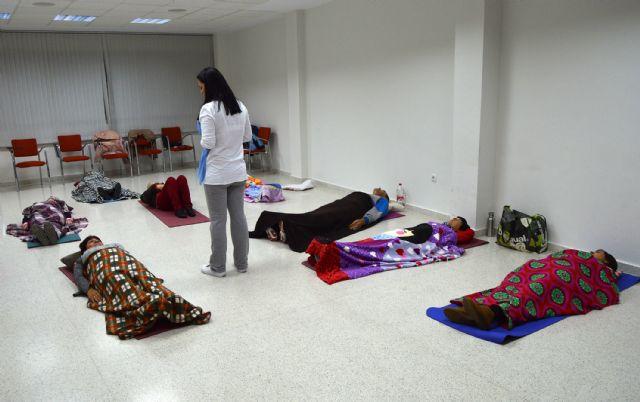 La conmemoración del 'Día por la eliminación de la violencia de género' comienza en Las Torres de Cotillas con un taller de relajación - 3, Foto 3