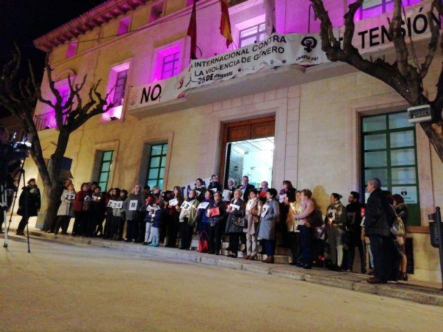 Totana celebra el acto principal del programa contra la Violencia de Género con motivo del 25-N 2018 - 1, Foto 1