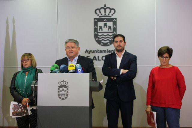 El Alcalde y la Corporación exigen medidas urgentes a las administraciones competentes para poner fin a las inundaciones en el municipio - 1, Foto 1