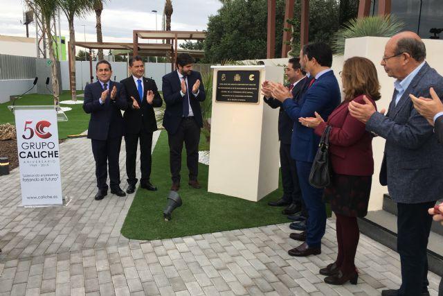 Grupo Caliche inaugura nueva sede central en San Javier que impulsará su actividad internacional - 1, Foto 1