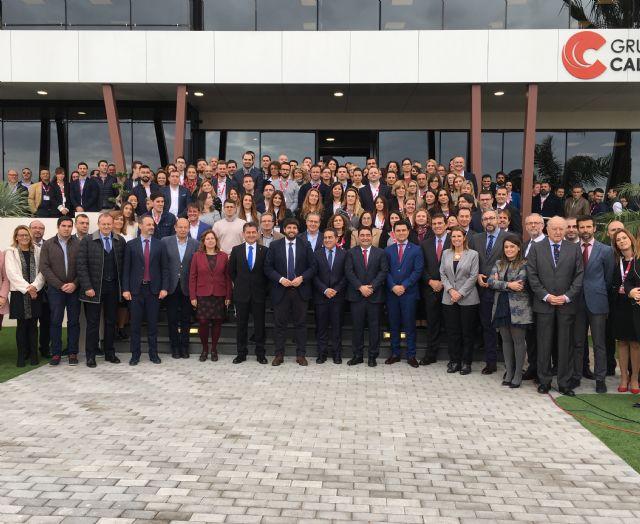 Grupo Caliche inaugura nueva sede central en San Javier que impulsará su actividad internacional - 2, Foto 2