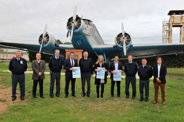 Presentado el cartel de la VI Carrera Popular Base Aérea de Alcantarilla - 3, Foto 3