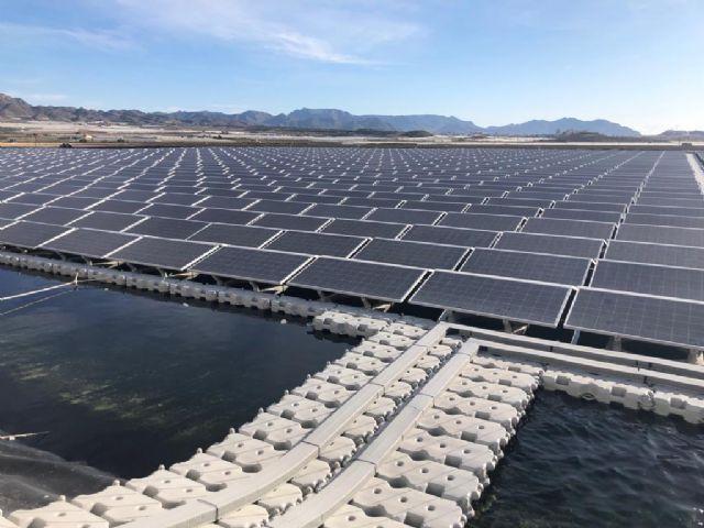 La CRM instala una innovadora planta solar fotovoltaica en su desaladora Virgen del Milagro - 2, Foto 2