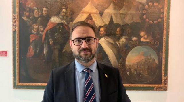 El alcalde de Lorca reitera que la mejor manera de celebrar hoy el Día de San Clemente es reduciendo las relaciones sociales - 1, Foto 1
