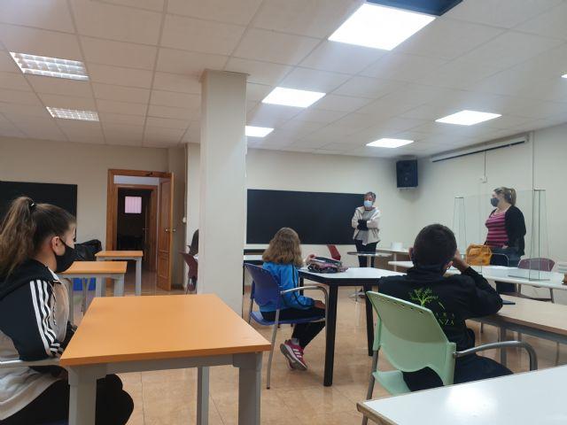 La alcaldesa de Calasparra se reúne con los niños y niñas del Consejo de Infancia y Adolescencia - 1, Foto 1
