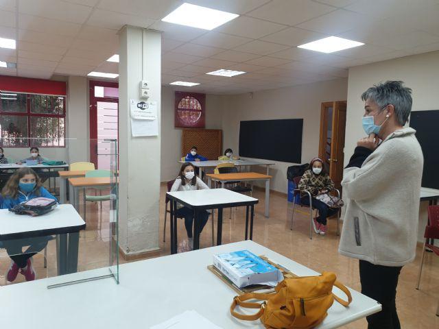 La alcaldesa de Calasparra se reúne con los niños y niñas del Consejo de Infancia y Adolescencia - 2, Foto 2