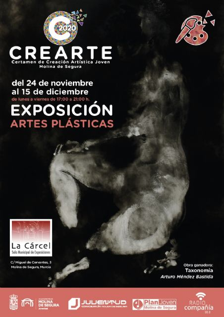 La Concejalía de Juventud de Molina de Segura da a conocer los ganadores en la modalidad de Artes Plásticas del Certamen de Creación Artística Joven CREARTE 2020 - 1, Foto 1