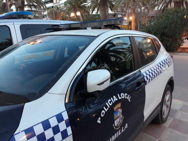 La JGL adjudica contrato para arrendar dos nuevos vehículos para la Policía Local - 1, Foto 1