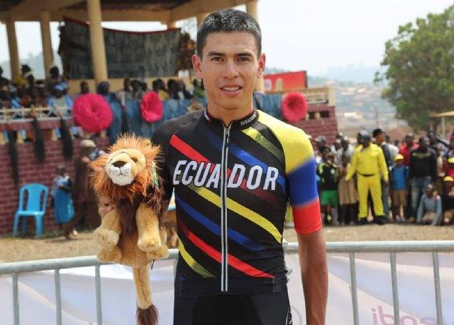 El ecuatoriano Quinteros completa el grupo élite y sub 23 de Valverde Team - 1, Foto 1