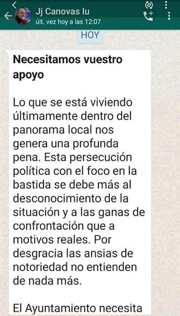 Comunicado de Acción Totana ante otro abuso de autoridad del Sr. Alcalde - 3, Foto 3