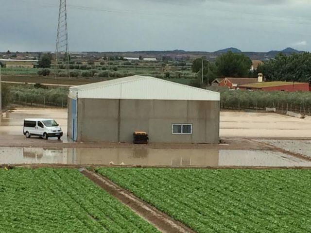 Pedirán las administraciones competentes ayudas para reponer los daños ocasionados a consecuencia del último temporal de lluvias - 1, Foto 1