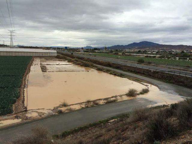 Pedirán las administraciones competentes ayudas para reponer los daños ocasionados a consecuencia del último temporal de lluvias - 3, Foto 3