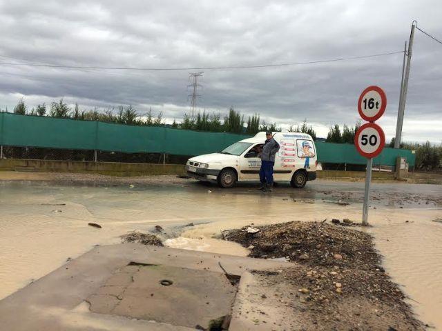 Pedirán las administraciones competentes ayudas para reponer los daños ocasionados a consecuencia del último temporal de lluvias - 5, Foto 5