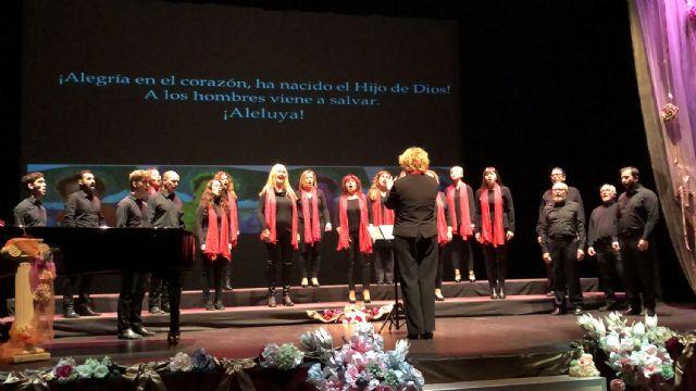 El Cor de Cambra D´Elx logra el primer premio en el certamen de villancicos de Molina de Segura - 2, Foto 2
