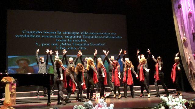 El Cor de Cambra D´Elx logra el primer premio en el certamen de villancicos de Molina de Segura - 4, Foto 4