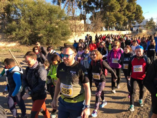 Éxito de participación en la carrera solidaria VIII Subida a la Sima 'Cabezo de la Jara - 1, Foto 1