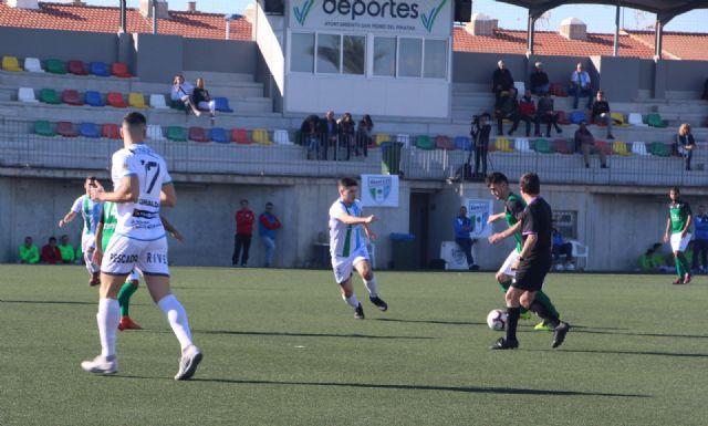 Atlético pinatarense y Santiago de la Ribera F.C recaudan más de 1.600 euros para la AECC - 1, Foto 1