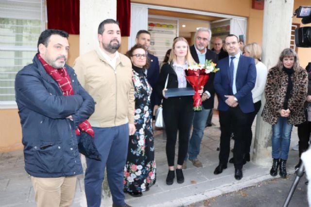 Mancomunidad de Servicios Sociales del Noroeste, reconocimiento a María José Rosa Mayordomo - 2, Foto 2