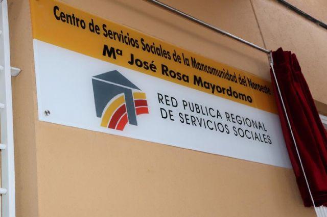 Mancomunidad de Servicios Sociales del Noroeste, reconocimiento a María José Rosa Mayordomo - 3, Foto 3