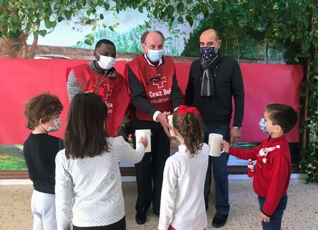 El CEIP San José recauda 1.500 euros para la campaña Responde de Cruz Roja - 1, Foto 1