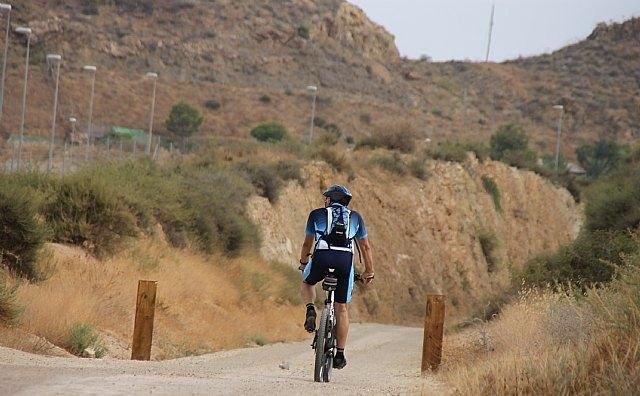 Destinan 1,8 millones a ampliar y mejorar las vías verdes de la Región de Murcia - 1, Foto 1