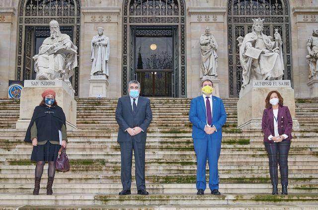 El presidente de Correos y el ministro de Cultura y Deporte firman un convenio para apoyar a las librerías de proximidad - 2, Foto 2