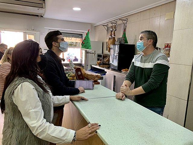 Dieciséis hosteleros alguaceños reciben 72.000 euros de las ayudas regionales a la hostelería - 1, Foto 1