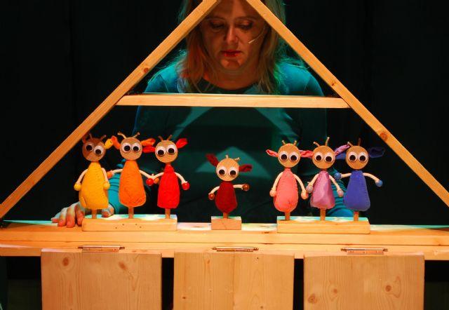 Teatro Los Claveles presenta el espectáculo de títeres y actores SIETE CABRITILLOS el domingo 27 de diciembre en el Teatro Villa de Molina - 1, Foto 1