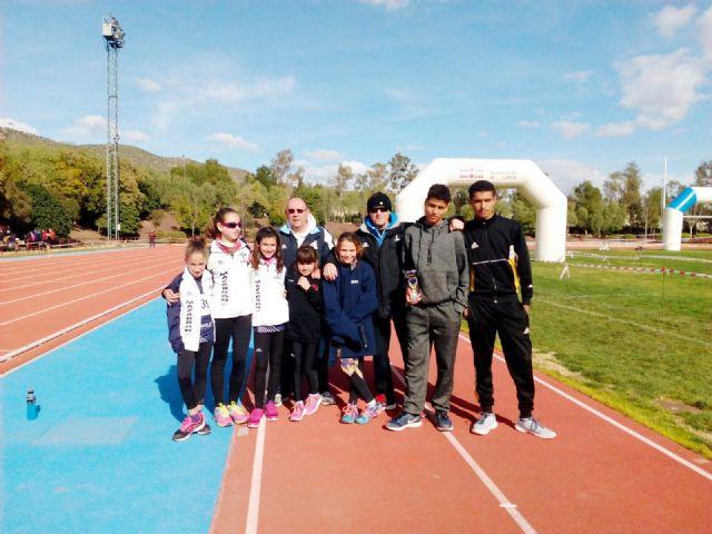 La mazarronera Mayte Vera se proclama campeona regional absoluta en cross y competirá con su equipo en el nacional - 2, Foto 2