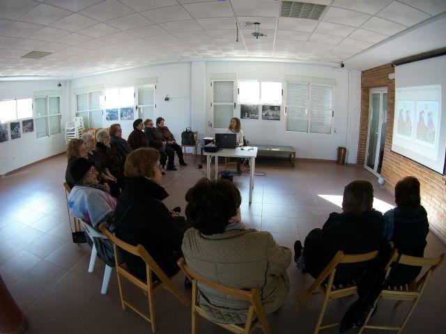 Comienza el taller de memoria para personas mayores - 1, Foto 1