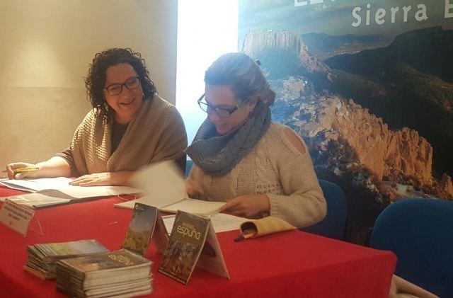 La Comunidad trabaja para declarar la Sima de la Higuera de Pliego como Monumento Natural en 2017 - 1, Foto 1