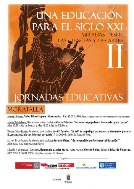 II Jornadas Educativas Una educación para el siglo XXI. Miradas desde las ciencias y las artes - 1, Foto 1