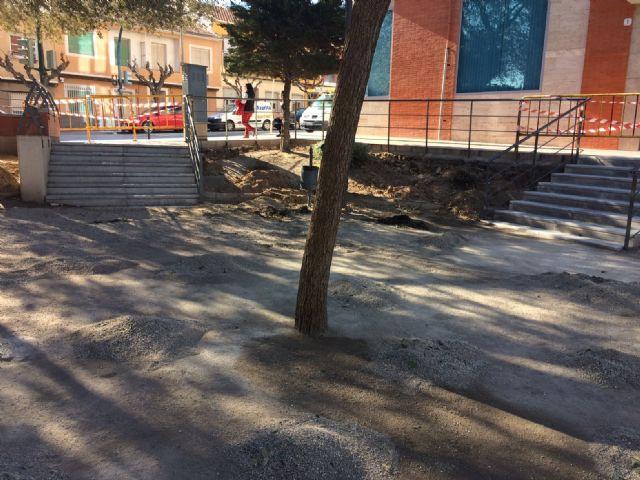 Finalizan las obras de acondicionamiento del Jard�n T�o Juan Rita, Foto 2