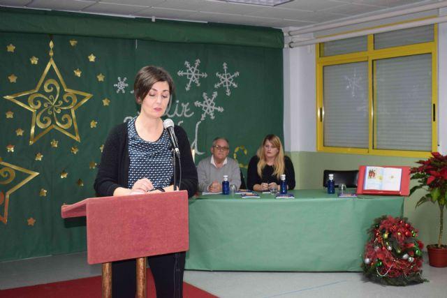 La Federación Autonómica de Ampas premia al CEIP Bahía por su fomento de la lectura - 1, Foto 1