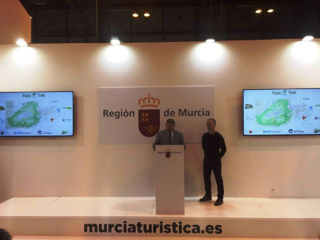 The Commonwealth of Sierra Espuña presents an ecotourism initiative to promote the practice of hiking in the regional park, Foto 1