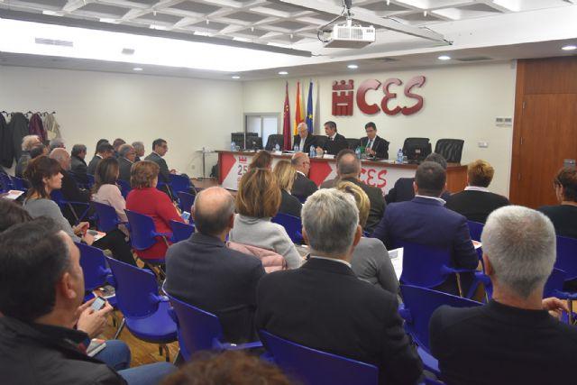 Un informe del Consejo Económico y Social de España aboga por la necesidad de una política rural integral de Estado - 2, Foto 2