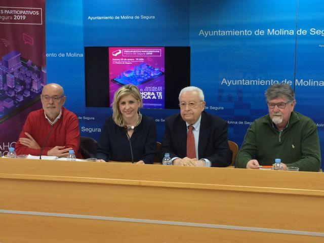 El Ayuntamiento de Molina de Segura pone en marcha el proceso de Presupuestos Participativos 2019 - 2, Foto 2
