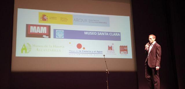 Se presenta el proyecto intercentros GD MUSEOS y está coordinado por el IES Alcántara de Alcantarilla - 1, Foto 1