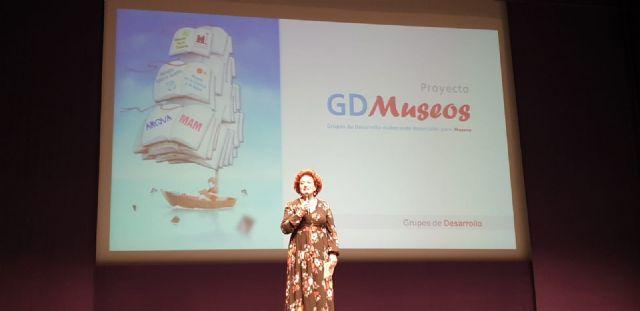Se presenta el proyecto intercentros GD MUSEOS y está coordinado por el IES Alcántara de Alcantarilla - 2, Foto 2
