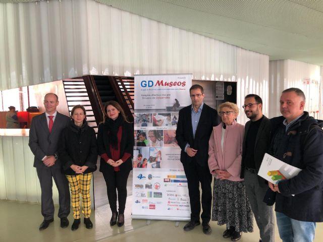 Se presenta el proyecto intercentros GD MUSEOS y está coordinado por el IES Alcántara de Alcantarilla - 3, Foto 3