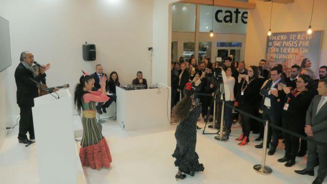 FITUR siente el flamenco de Lo Ferro - 2, Foto 2