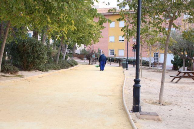 El Ayuntamiento contrata a dos operarios para su inserción laboral a través del programa Euroempleo, Foto 4