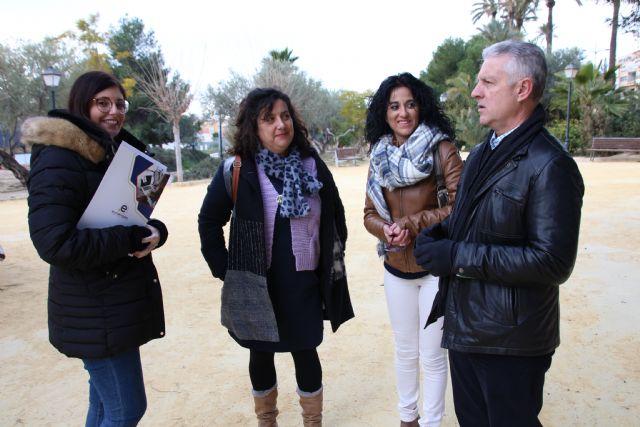 El Ayuntamiento contrata a dos operarios para su inserción laboral a través del programa Euroempleo, Foto 5
