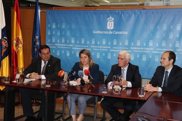 La Consejería de Agricultura y Agroseguro firman un nuevo convenio para el fomento de los seguros agrarios en Canarias - 1, Foto 1