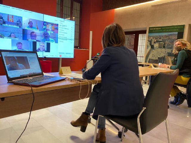 Murcia volverá a liderar el grupo de trabajo de ciudadanía digital de Eurocities - 1, Foto 1