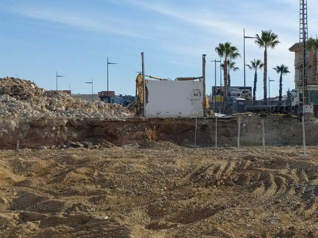Somos Región se adhieren a la denuncian de la Asociación Legado sobre las obras que se están acometiendo en le Villa Romana del Potrofo - 5, Foto 5