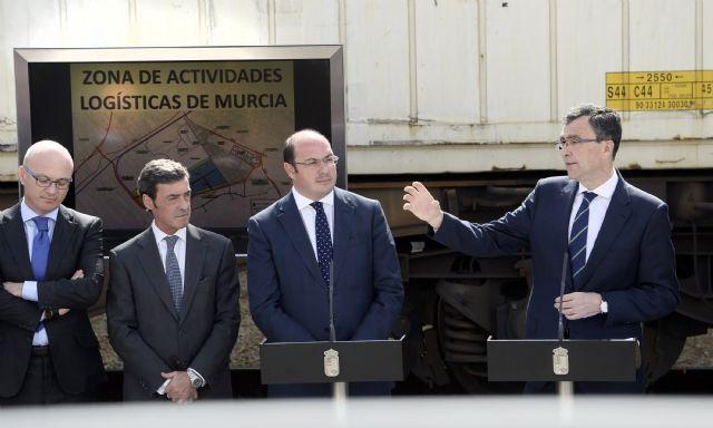 Un nuevo distrito logístico en Murcia abrirá la distribución de los productos murcianos a los mercados internacionales - 1, Foto 1