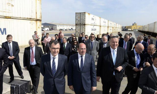 Un nuevo distrito logístico en Murcia abrirá la distribución de los productos murcianos a los mercados internacionales - 2, Foto 2