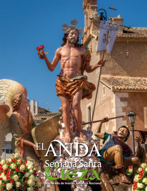 El Resucitado, la nueva portada de la Revista El Anda - 1, Foto 1